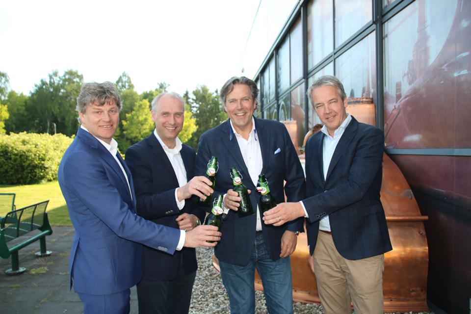 Grolsch en Military Boekelo-Enschede verlengen contract