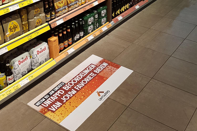 Jan Linders supermarkten eerste retailpartner van Untappd in Nederland