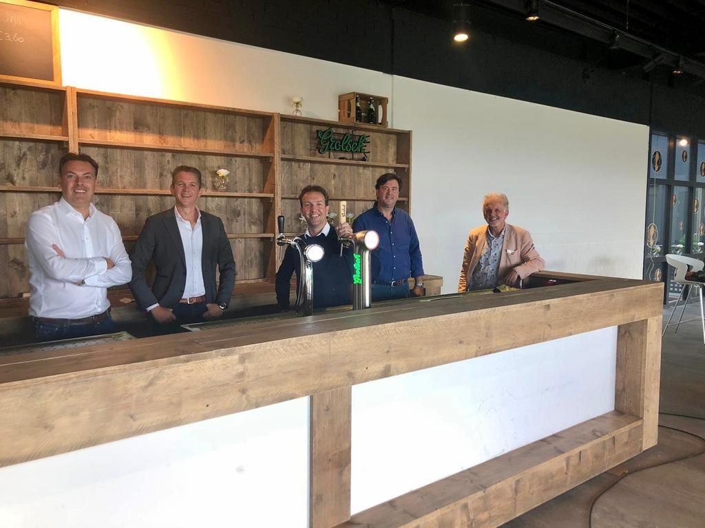 Koninklijke Grolsch en Herstaco Stadion gaan partnership aan